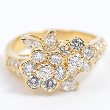 ダイヤモンドリング 高価買取