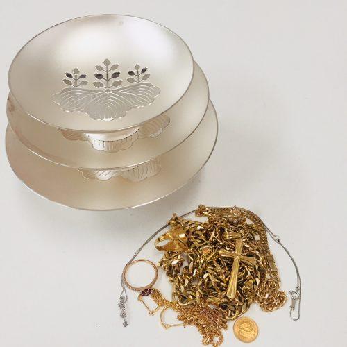 銀杯 金 プラチナ 買い取り 和歌山