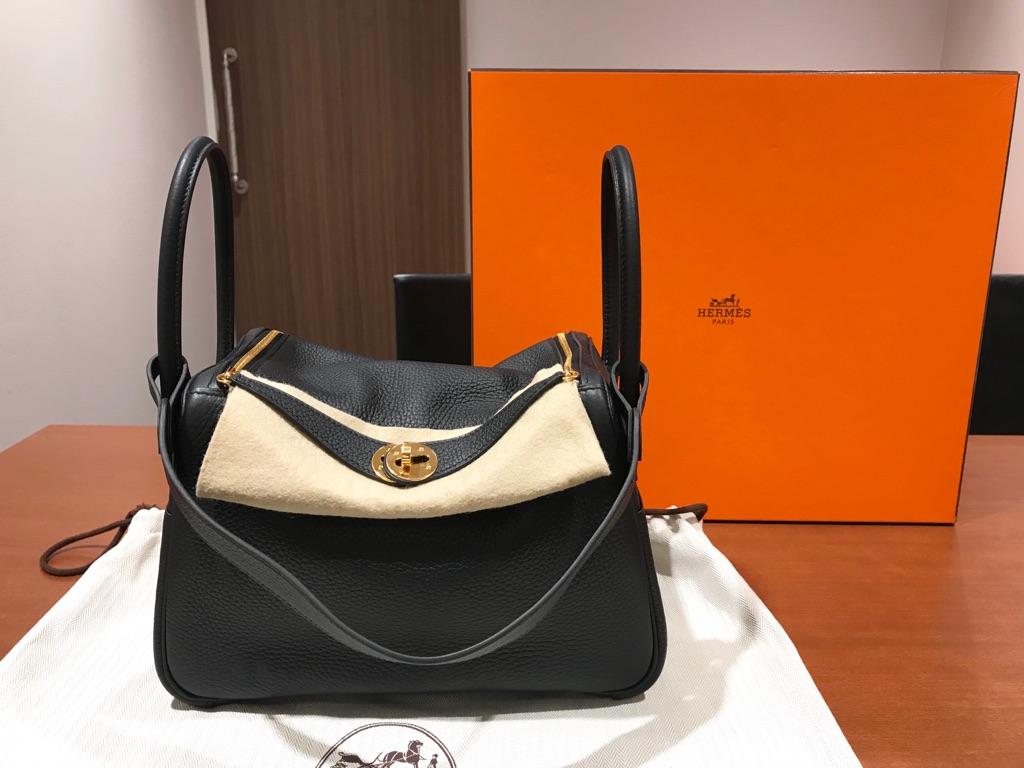 on sale e6887 9db92 エルメスの人気2WAYバッグ『リンディ26』の買取ご成約頂きました ...