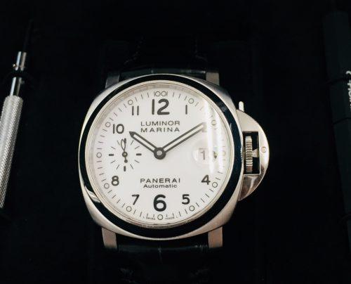 パネライ ルミノールマリーナ 40 PAM00049 L番 メンズ 時計