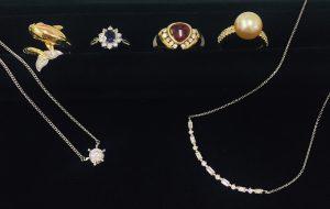 指輪 一粒ダイヤネックレス 高価買取 和歌山