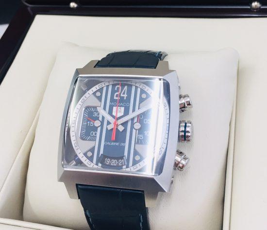 タグホイヤー モナコ 時計 買い取り 和歌山