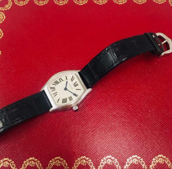 カルティエ 金時計 買い取り 和歌山