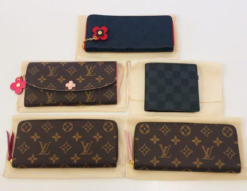 ルイヴィトン 新品 財布 和歌山