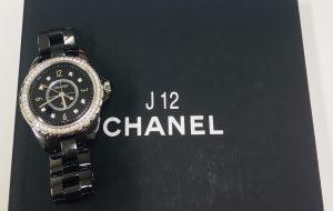 J12 時計 レディース ダイヤ 買い取り