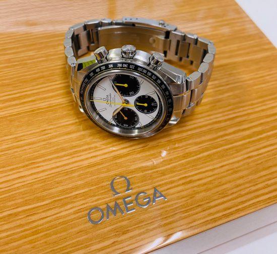 オメガ スピードマスター レーシング コーアクシャル クロノ SS 326.30.40.50.04.001
