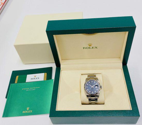デイトジャスト  メンズ 腕時計 高価買取 ブランドピース
