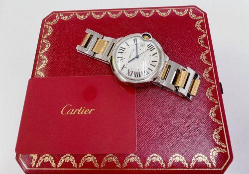 カルティエ 時計 買取 和歌山市