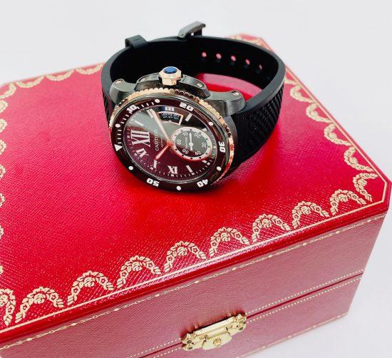 カルティエ 時計 買い取り 和歌山