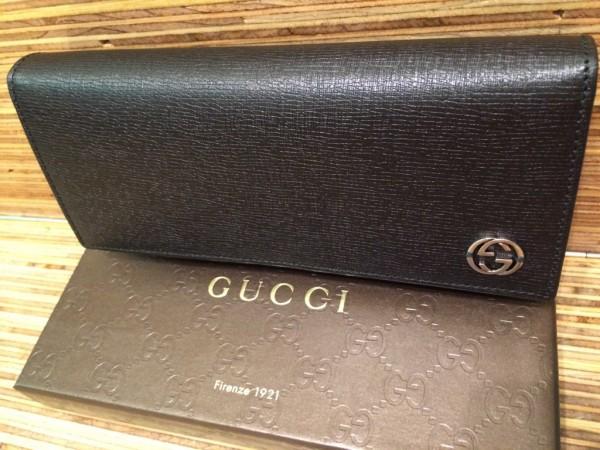 fc37a732f819 グッチの長財布を高価買取してほしい!当店にお任せ下さい☆ | ブランド ...