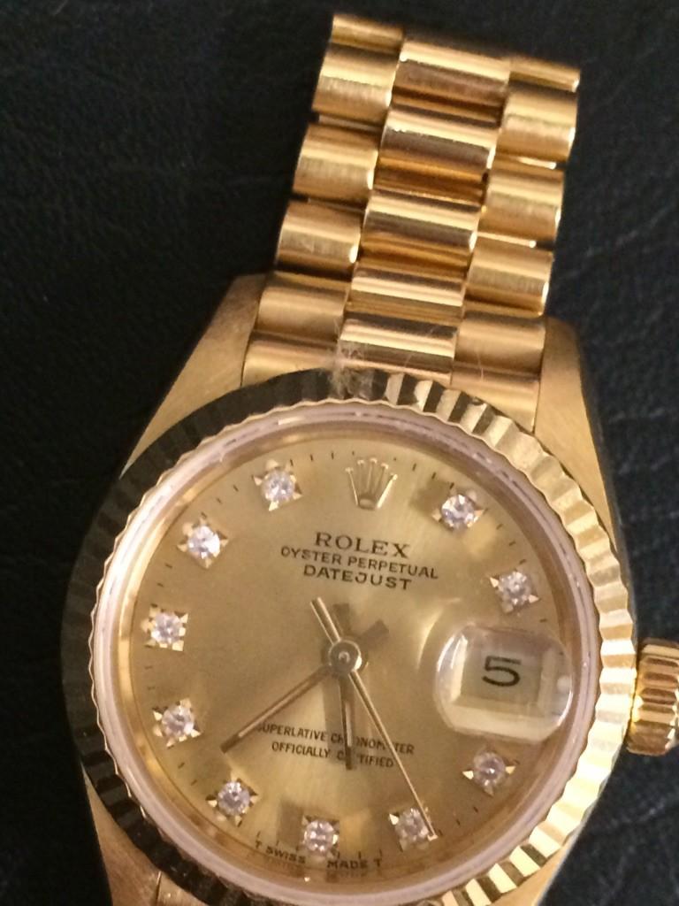 on sale 9723d 3b157 ロレックス レディース 金無垢時計の買取価格を知りたいあなたへ ...